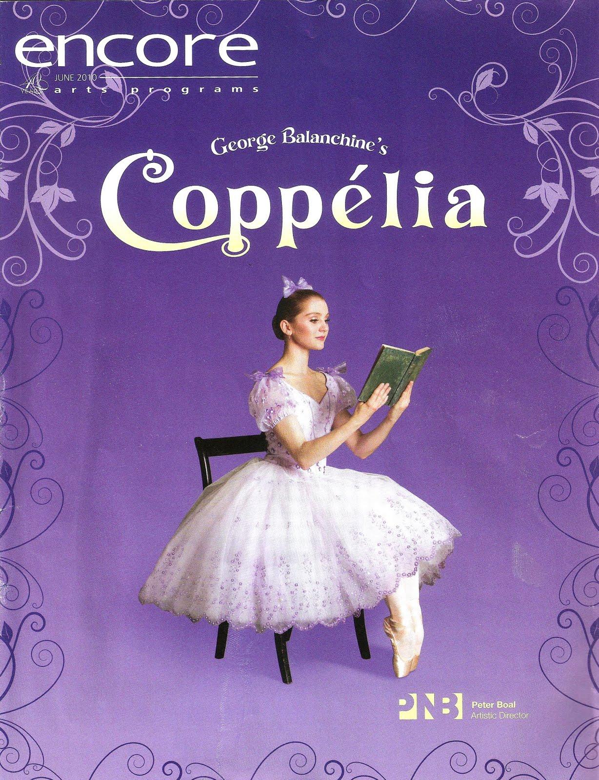 Delibes Coppelia Ballet De San Juan Details